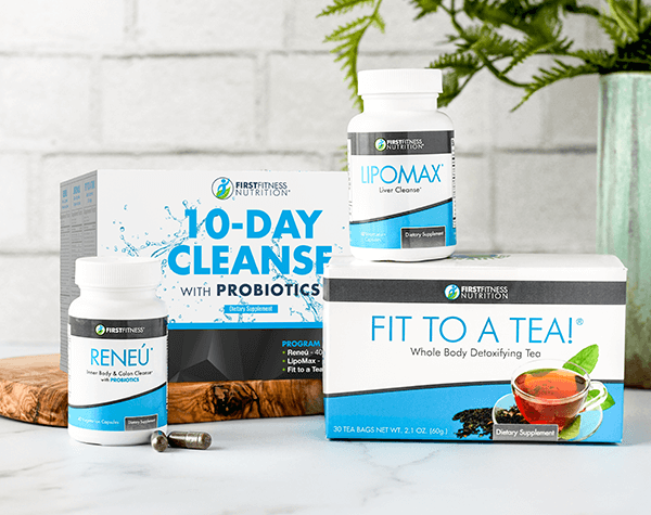 First Fitness Nutrition Body Renewal 10 day cleanse